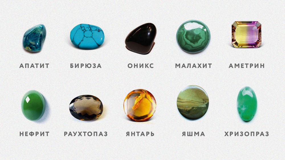 при просмотре драгоценные камни картинки с названиями анголы