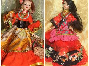 Мои цыганки, особенности цыганского народного костюма. Ярмарка Мастеров - ручная работа, handmade.