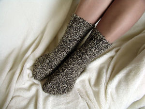 Новинки: настоящие шерстяные носки. Ярмарка Мастеров - ручная работа, handmade.