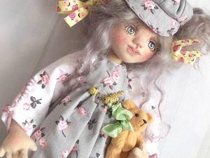 Всех кукольников с праздником!!!. Ярмарка Мастеров - ручная работа, handmade.
