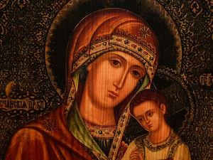 Песчанская икона Божией Матери | Ярмарка Мастеров - ручная работа, handmade
