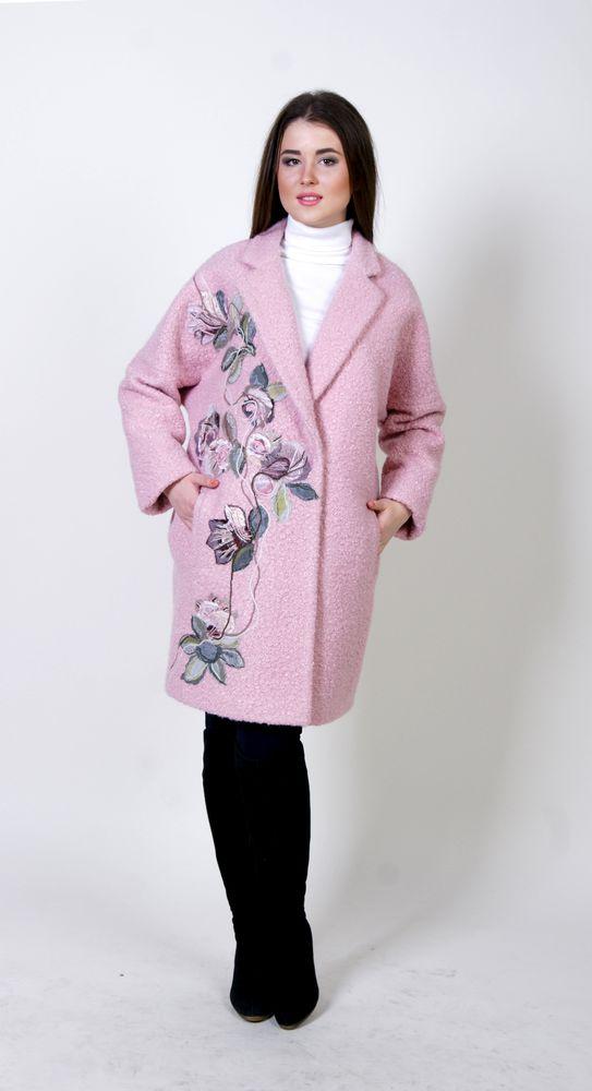 оверсайз, модное пальто москва, пальто букле