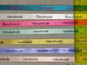 Новые ленточки. Ярмарка Мастеров - ручная работа, handmade.