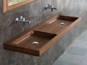 Деревянная раковина - оригинальное решение для ванной. Ярмарка Мастеров - ручная работа, handmade.