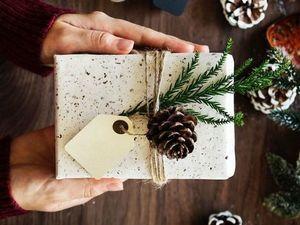 Новогодние подарки 2018. Ярмарка Мастеров - ручная работа, handmade.