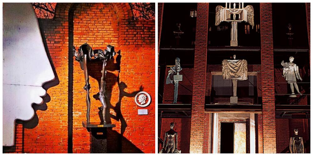 мастеркласс по скульптуре, арттерапия, артпространство, современная скульптура