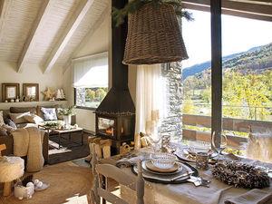 Уютное местечко для зимних каникул в горах. Ярмарка Мастеров - ручная работа, handmade.