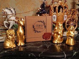 Коллекция статуэток. Ярмарка Мастеров - ручная работа, handmade.