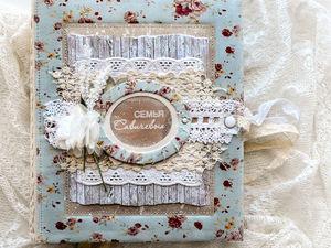 Свадебный альбом цветы прованса. Ярмарка Мастеров - ручная работа, handmade.