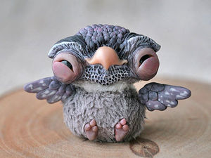 Beastly Cute: Fancy Toys by Anna Nazarenko. Livemaster - handmade
