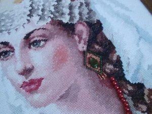 Вышиваю на заказ Боярыни К.Маковский. Ярмарка Мастеров - ручная работа, handmade.