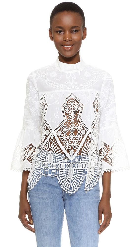Белое бохо, или Шикарная одежда для королевы летнего пляжа, фото № 49