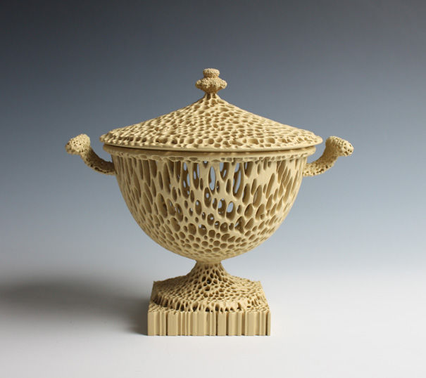 До чего дошел прогресс, или Необычная керамика в работах современных авторов, фото № 26