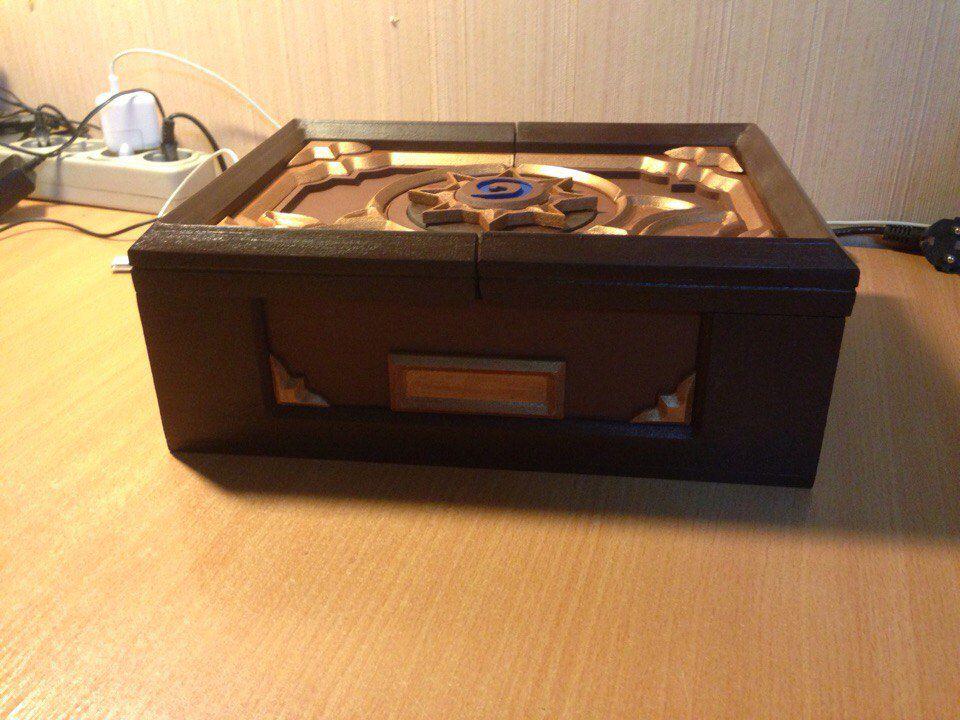 hearthstone, box, оригинальный подарок