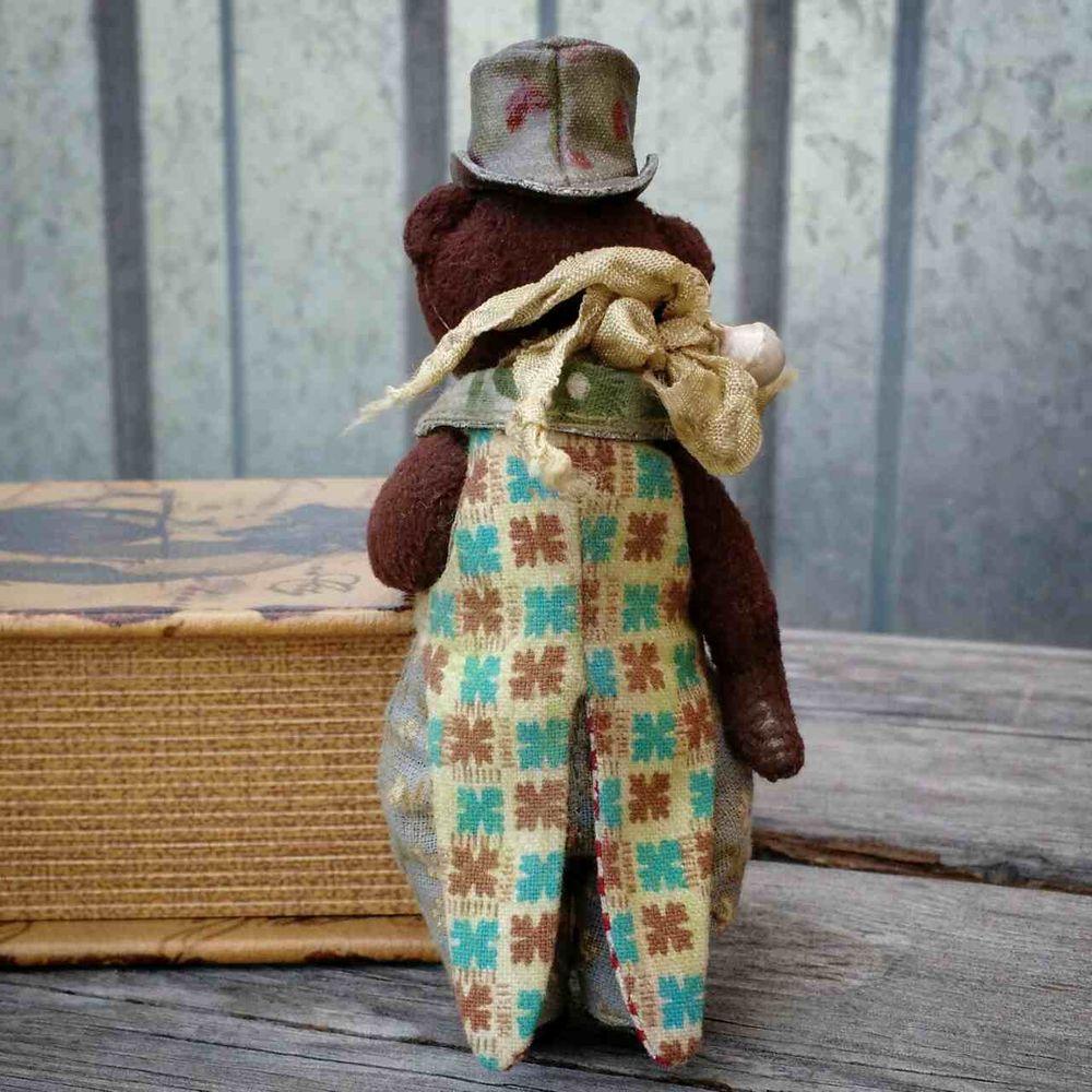миник, теддик, игрушка для путешествия