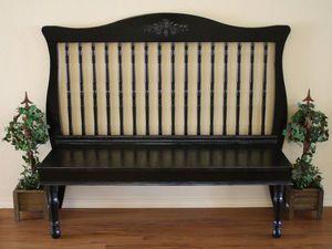 Подборка идей по переделке старых кроватей | Ярмарка Мастеров - ручная работа, handmade