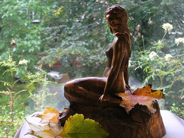Осень вновь напомнила душе о самом главном... | Ярмарка Мастеров - ручная работа, handmade