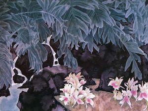 Яркая и необычная китайская живопись художника Yitao Liu. Ярмарка Мастеров - ручная работа, handmade.