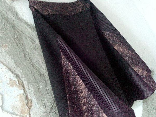 Уже в продаже Юбка зимняя black Monay. | Ярмарка Мастеров - ручная работа, handmade