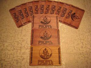 Наши визитки.. Ярмарка Мастеров - ручная работа, handmade.