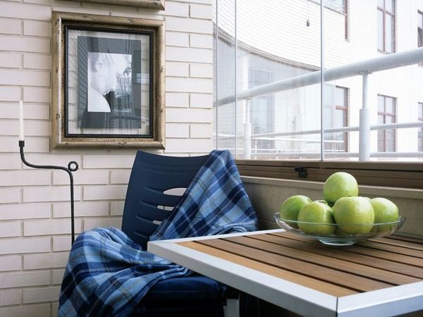 What if Decorate a Balcony in the Loft Style? | Livemaster - handmade