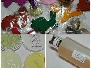 Скидка на душистый вонярик, органическую крем-маску, тоник увлажняющий. Ярмарка Мастеров - ручная работа, handmade.