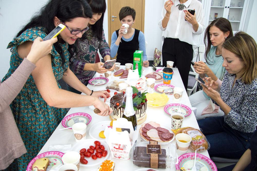 Открытие моей школы вышивки в Москве!, фото № 11