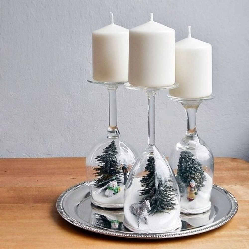 Christmas Decorations from Recycled Materials, фото № 34