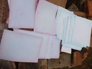 Бумага для блокнотов с нуля. Сшитые блоки для блокнотов .Бумага россыпью. Винтажная бумага. Теперь бы еще собрать по вашему вкусу