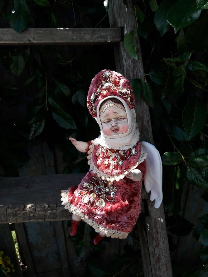 куклоужасокрасота