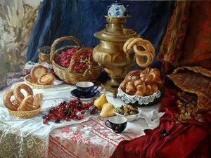 Что пили на Руси до появления чая?. Ярмарка Мастеров - ручная работа, handmade.