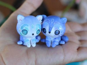 Fairyland, or 20+ Figurines from Polymer Clay by Amba Jacobs. Livemaster - handmade