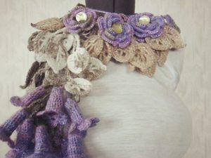 Распродажа оригинальных шарфиков!! от 799 руб. Ярмарка Мастеров - ручная работа, handmade.