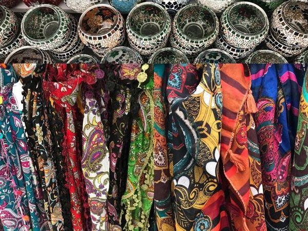 Источник вдохновения - Цветовая палитра восточного базара. | Ярмарка Мастеров - ручная работа, handmade