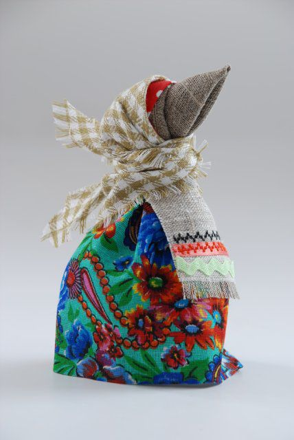 народная кукла птица из ткани чего состоит термобелье