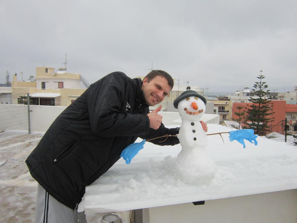ретимно, фото, winter of crete, обзор