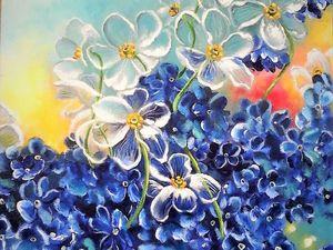 Видео по картине Стеклянные слезы Аппалачей. Ярмарка Мастеров - ручная работа, handmade.