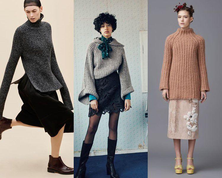 Модные вещи из трикотажа, которые сделают вашу осень комфортной изоражения