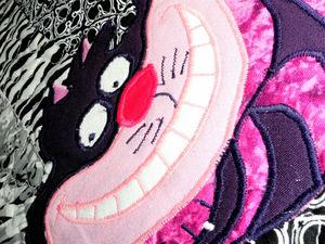 Одеяло лоскутное - Алиса в стране чудес - совсем другое лоскутное шитье. | Ярмарка Мастеров - ручная работа, handmade