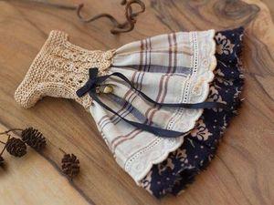 Кукольная одежда:идеи и вдохновение | Ярмарка Мастеров - ручная работа, handmade