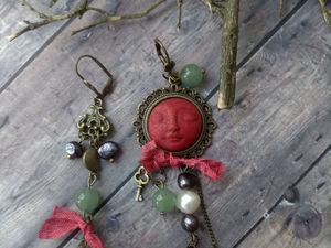 Новые сказочные украшения по летним ценам. Ярмарка Мастеров - ручная работа, handmade.