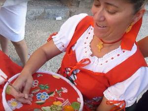 Мальорская вышивка или Punto Mallorquin — испанская техника тамбурной вышивки. Ярмарка Мастеров - ручная работа, handmade.
