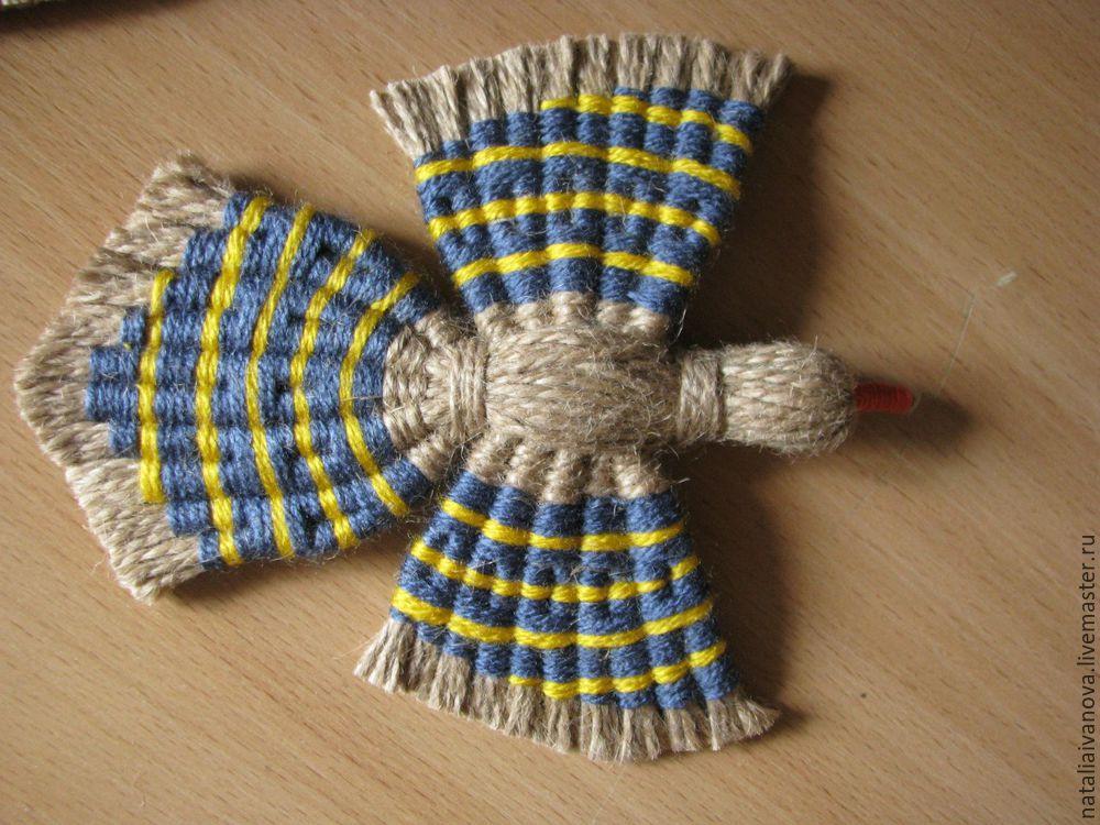 Плетение в пять нитей