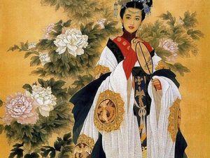 Император цветов: пион в древних сказаниях и на полотнах китайских и европейских мастеров. Ярмарка Мастеров - ручная работа, handmade.