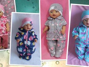Весенняя одежда для любимой куклы!!. Ярмарка Мастеров - ручная работа, handmade.