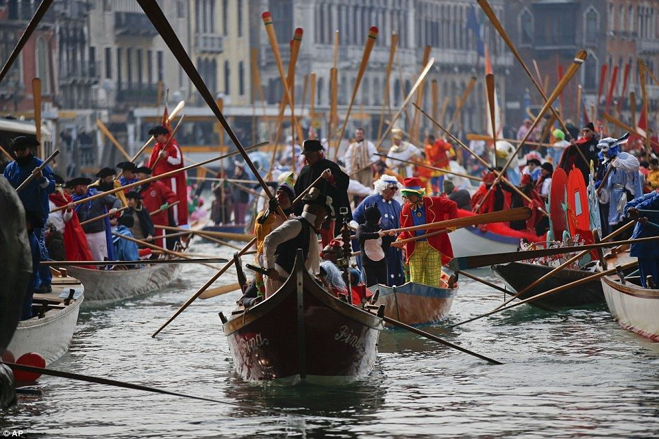 Refined, Elegant, Mystical: The Carnival of Venice, фото № 4