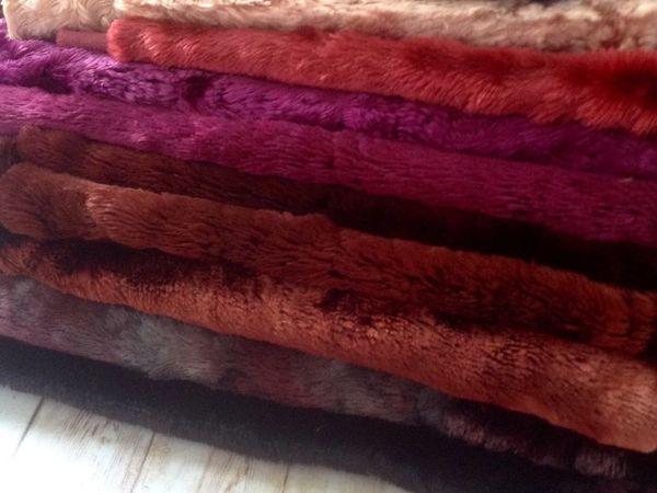 Новый винтажный длинноворсный Плюш | Ярмарка Мастеров - ручная работа, handmade