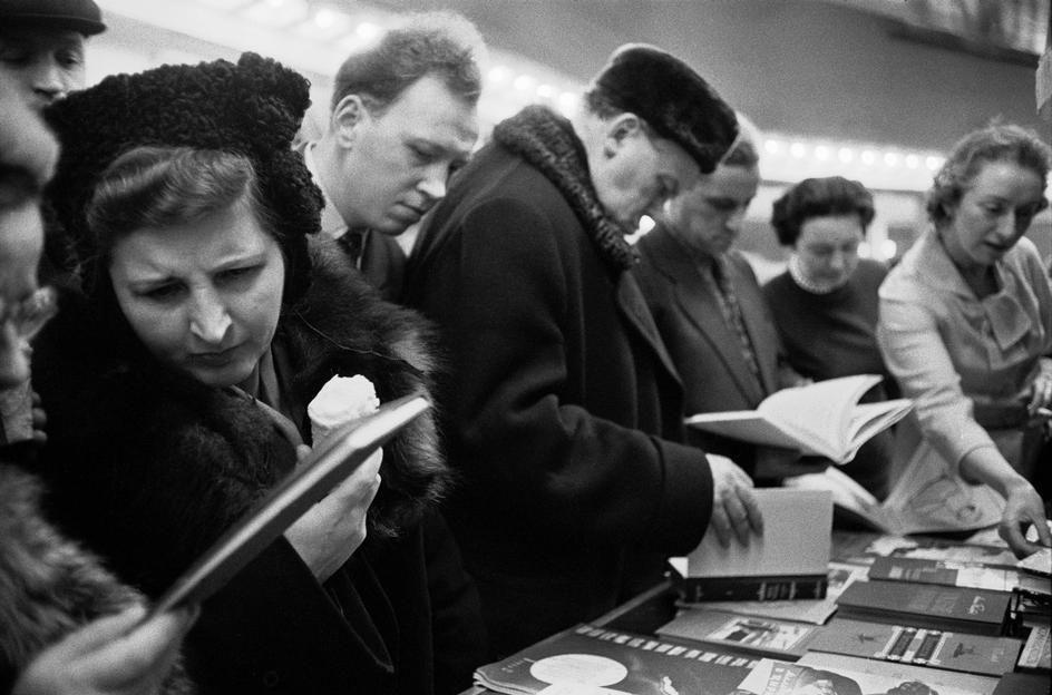 Lessing11 Москва 1958 года в фотографиях Эриха Лессинга