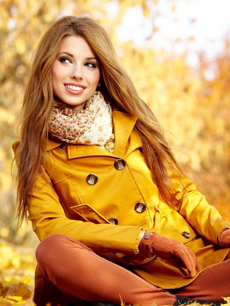 Модные цвета этой осени и зимы
