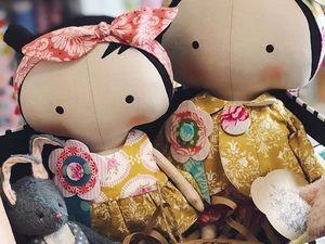 Ткань для тела кукол. Ярмарка Мастеров - ручная работа, handmade.